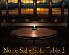 Notre Salle Sofa Table 2