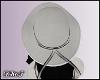 D- Vintage White Hat