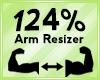 Arm Scaler 124%