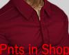 Smart Tight Shirt Mroon