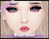 猫 White Whiskers
