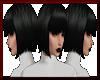 N.P. Short Black Hair