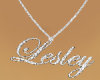 Lesley Necklace silver