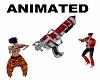 Paintball Guns Red Ani