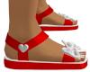 Child Corozon Sandals