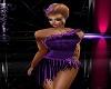 Purple Patricia Dress