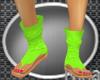 (VF) Lime Gladiator