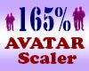 Resizer 165% Avatar