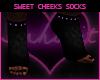 e Sweet Cheeks Socks