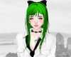 Anime Emeral Green