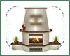 Sindee Fireplace Xmas