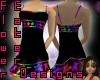 Rainbows & Stars Dress