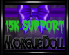 MD 15k Support