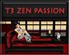 T3 Zen Pass 10P Chaise