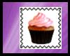 M! Cupcake 7 Stamp