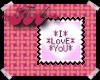 ~FA~ ILOVEYOU Stamp