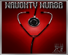 Naughty Nurse Stethoscop