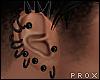Black Piercings