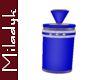 MLK Blue Diamond Bottle