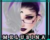 ♆ Violet Steel Martia