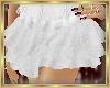 TC~ White Lace Skirt