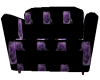 Purple Rose Couch