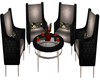 Pond Chit Chat Chairs