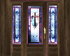 TF* 2sided Church Door