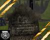 }T{ Grave Marker