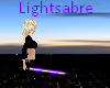 Lightsabre Purple