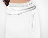 ! M' Shorts White
