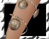 avd Tibetan L bracelets