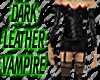 Dark Leather Vampire