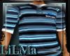 [L] Evisu Polo Shirt