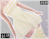 Dress | Striped yellow