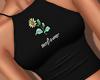 ~A: Sunflower Top