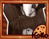 🍪 Brown Winter Jacket