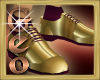 Geo Bajan Shoes gold