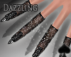 Cat~ Dazzling Gloves