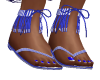 fringe sandels