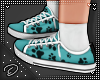 !D! Oh My Shoes Teal