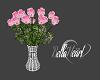 Pink Roses Dozen+