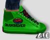 [zuv]Q*sneaker green