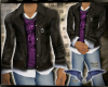 Purple Fox Jacket
