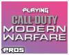 F COD Modern Warfare
