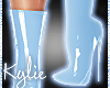 Lola Latex Boots