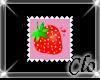 [Clo]Strawberry Stamp