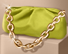 ✨Lime Chain Pouch