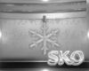 *SK*SNOWFLAKE CHOKER1