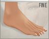 F  Bare Feet